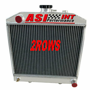 Radiator For Ford Holland Compact Tractor 1000 1500 1600 1700 1900 Sba310100031
