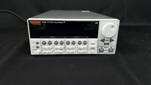 Keithley 2612b System Sourcemeter