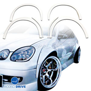 Frp Nsty Wide Body 90mm Flares 6pc For Lexus Gs Series Gs400 Gs300 98 05 Mo