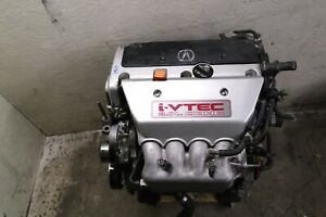02 04 Acura Rsx Type S Oem Motor Complete Engine Long Block K20a2 115k Miles
