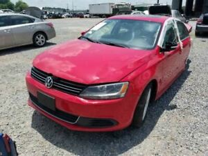 2013 Volkswagen Jetta 2 0l Automatic 6 Speed Transmission Assembly