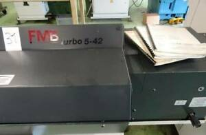 Fmb Turbo 5 42 Cnc Bar Feeder