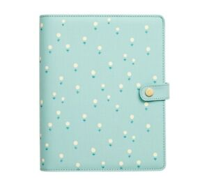 New Kikki k Personal Planner Cute Mint Large Size A5 In Box
