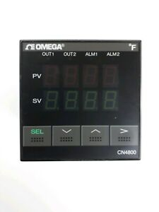 Omega Cn4800 Digital Temperature Controller