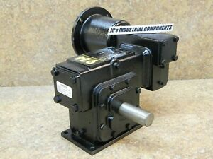 Winsmith 300 1 Ratio Speed Reducer 56c Mount 1551 Inch Pounds 924cdtd