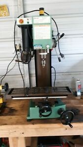 Lightweight Benchtop Mill lathe And Tooling