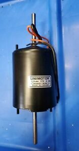Hvac Blower Motor 10204621 Unimotor 12544 new