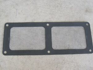 Screen Inlet Gasket 6 71 8 71 Blower Supercharger Injector Free Shipping