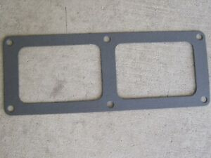 Inlet Gasket 6 71 8 71 Blower Supercharger Injector Free Shipping