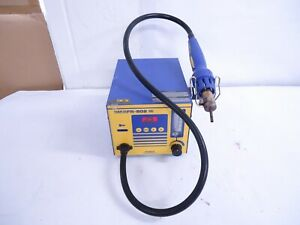 Hakko Fr 802 Digital Hot Air Rework Station 120v 430w 1 Cable Included