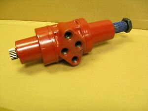 Farmall Ih International Char Lynn Power Steering Generator Hand Pump 382924r91