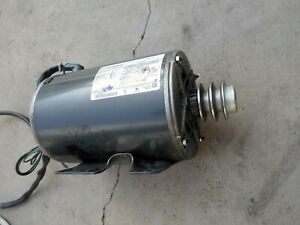 Taylor Beater Motor 1 5 Hp 208 230 Volt 3 Phase For 8752 8756 8757 754
