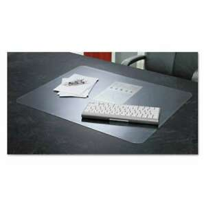Artistic Krystalview Desk Pad With Microban 22 X 17 Matte Cle 030615159084