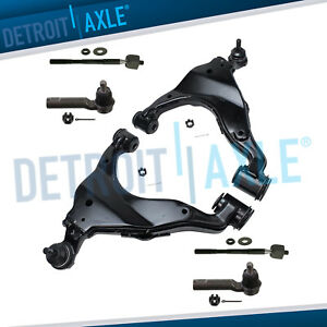 Front Lower Control Arms Ball Joints Suspension Kit For 2005 2015 Toyota Tacoma