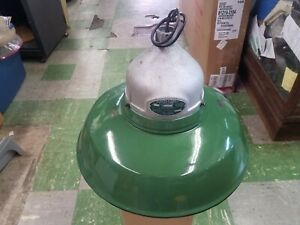 Vintage Appelton Dust Proof Dtp 18 In Industrial Light Fixture Explosion Proof