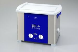 Elma Elmasonic E plus Ep100h 2 5 Gallon Ultrasonic Cleaner 37 Khz