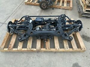 2016 2018 Chevrolet Camaro Ss Irs Independent Rear End Complete 49k Oem