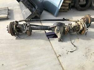 2006 Ford F250 F350 Super Duty Front Axle Assembly 3 73 Ratio 05 06 07