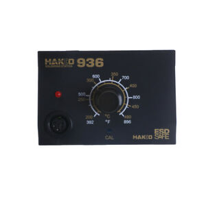New Hakko 936 Soldering Iron Station Controller Diy For 907 A1321 Heating C Rsa