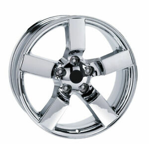 Chrome 18 Fits Ford F 150 Lightning Wheels Rims Expedition Set Of 4 18x9 5