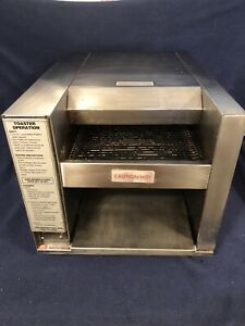 Apw American Permanent Ware Wyott At 10 Commercial Conveyor Toaster fs