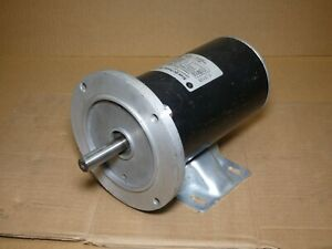 Scott Dc Power Products Permanent Magnet Motor 2 Hp 36 Vdc 3600 Rpm 54a