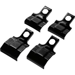 Thule 1369 Fit Kit For 480 Traverse 480r Rack Foot Pack 2004 Up Volvo V50 New