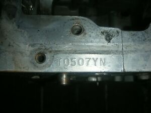 Corvair 60 63 Engine Block Degreased T057yn 145 Cu 98 102hp 8 Late Case Bolt