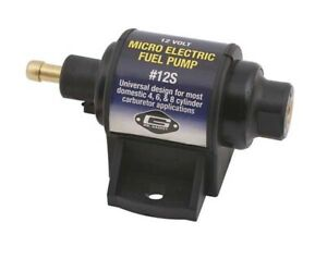 Mr Gasket 12s 35gph 4 7psi Electric Fuel Pump