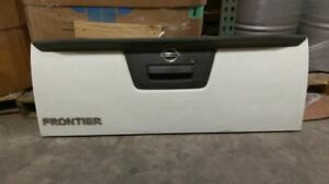 Trunk Hatch Tailgate Without Utility Box Package Fits 13 17 Frontier 1985943