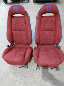 1993 1999 Mazda Rx 7 Fd 3s Replacement Leather Seat Covers In Nova suede