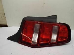 Passenger Right Tail Light Fits 10 12 Mustang 198244