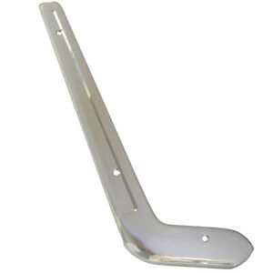 1965 66 Mustang 66 Bronco Front Bucket Seat Side Trim Molding Chrome Right M3638