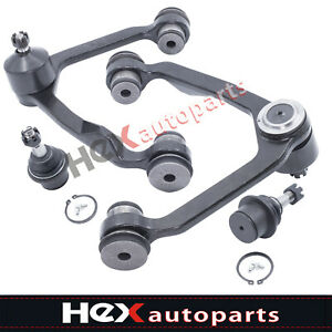 4pc Control Arm Ball Joint Kit For Ford F 150 Expedition Lincoln Navigator 4wd