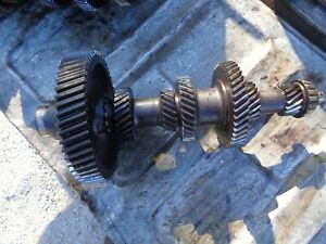Ford Tractor 851 5 Speed Transmission Top Shaft Gears