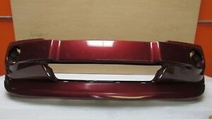 2005 2007 Jeep Grand Cherokee Front Bumper Cover Oem 5jc01trmad B567
