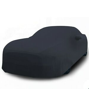 Csc Elasticized Indoor Satin Custom Fit Car Cover For Ford Mustang 2015 2019