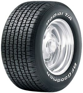 2 New Bf Goodrich Radial T a 96s Tires 2356014 235 60 14 23560r14