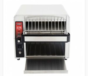 Waring cts1000 450 Slices hr Commercial Conveyor Toaster 120v