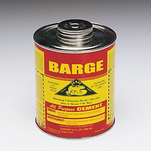 Barge All purpose Cement Rubber Leather Shoe Waterproof Glue 1 Qt O 946 L 32