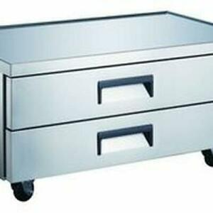 Falcon Food Service Acfb 52 52 Two Drawer Refrigerated Chef Base