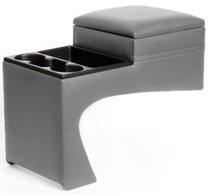 Grey Chevy Gmc Truck And Suburban Bench Seat Center Console Xxx10215