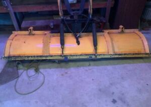 Meyer Snow Plow Used 7 6ft Pump Included Wiring Included
