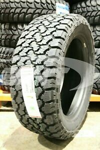 4 New General Grabber A Tx 115t 50k Mile Tires 2755520 275 55 20 27555r20
