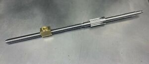 South Bend 14 5 Lathe Without Taper Attachment Cross Feed Screw