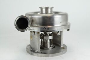 Alfa Laval 2 1 2 x 2 Stainless Centrifugal Pump Sanitary Flange