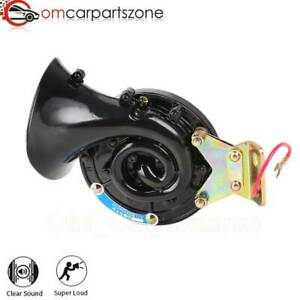 Loud Snail Horn Universal Electric Air Horn 12v 300 Db Car Truck Auto Motorcycle