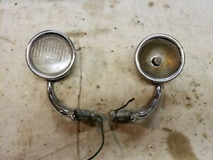 1930 1931 Ford Model A Cowl Lights Lamps 2