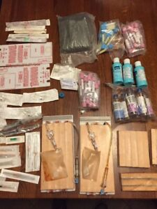 Vata Advance Venipuncture Training Aid 365 Simulated Blood Pack Manikin Lot