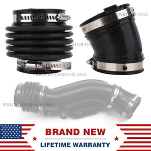 Set Of For 2006 2008 Infiniti M35 Air Intake Hose Tube Boot Duct 16576 eg00a Usa